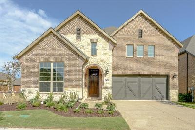 Lewisville Single Family Home For Sale: 2433 Saffire Way