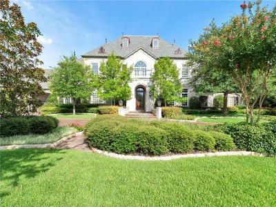Westlake Single Family Home Active Option Contract: 1833 Broken Bend Drive