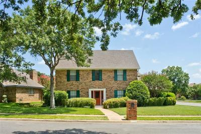 Grapevine Single Family Home For Sale: 2900 Ridgerow Drive