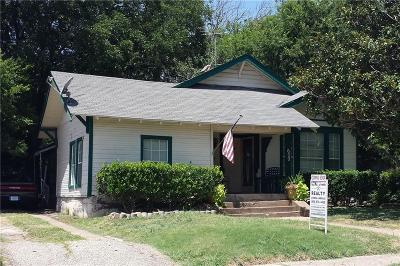 Oak Cliff Add, Oak Cliff Annex, Oak Cliff Gardens, Oak Cliff Orginal, Oak Cliff Original, Oak Cliff Original Town Of Single Family Home For Sale: 609 N Edgefield Avenue
