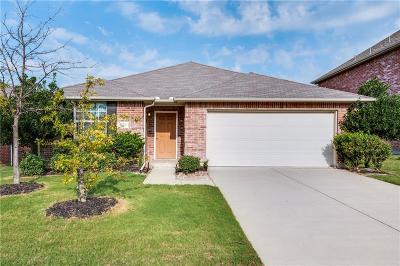 Frisco Single Family Home Active Option Contract: 12873 Kiltartan Drive