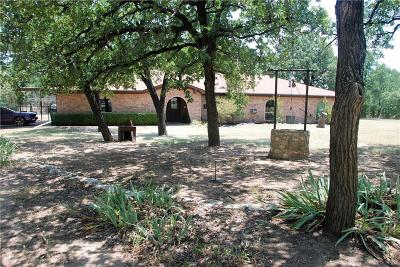 Burleson Single Family Home For Sale: 6525 Fm 2738