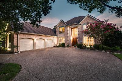 Frisco Single Family Home Active Kick Out: 5404 Southern Hills Drive