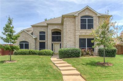 Carrollton Single Family Home For Sale: 3904 Harrison Court