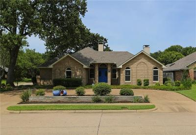 Coppell Single Family Home Active Contingent: 200 Jeb Court