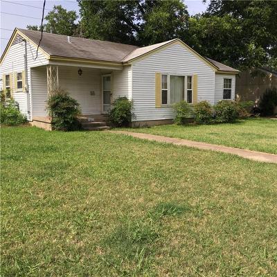 Dallas Single Family Home For Sale: 3770 Cortez Drive