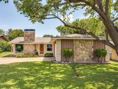 Richardson Single Family Home For Sale: 915 Waterview Circle