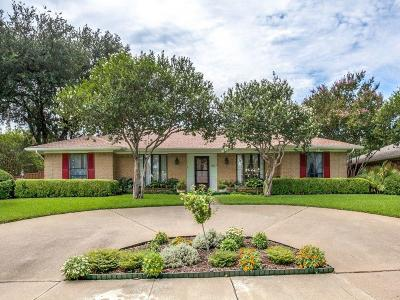 Richardson Single Family Home For Sale: 914 Grinnell Drive