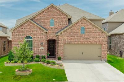 Fort Worth TX Single Family Home Active Option Contract: $374,500