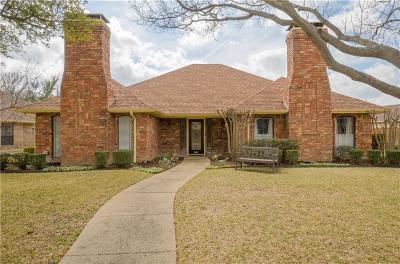 Coppell Single Family Home For Sale: 641 Shadowcrest Lane