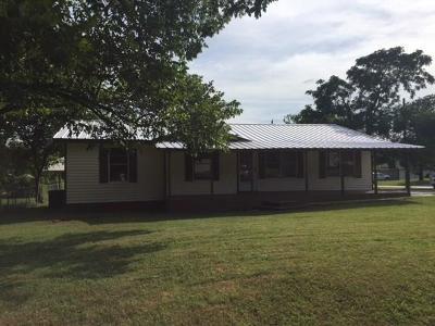 Alvarado Single Family Home For Sale: 400 S 4th Street