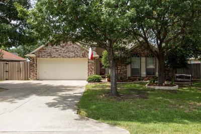 Lake Dallas Single Family Home For Sale: 525 Ridgewood Street