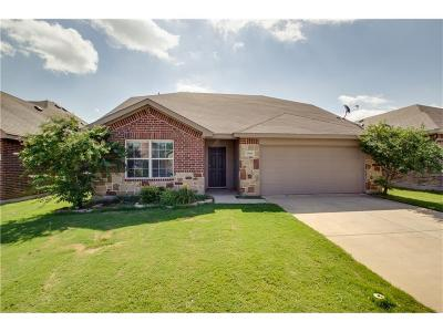 Single Family Home Active Contingent: 10520 Rising Knoll Lane