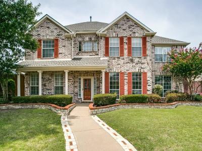 Plano Single Family Home For Sale: 9109 Roundbluff Road