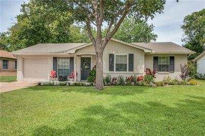 Richardson Single Family Home For Sale: 1406 Timberlake Circle