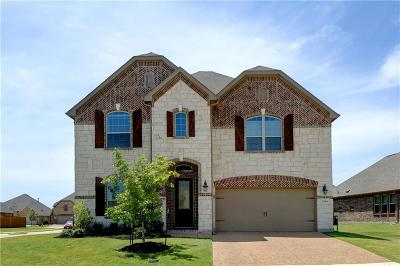 Lewisville Single Family Home Active Option Contract: 2298 Breeze Dale