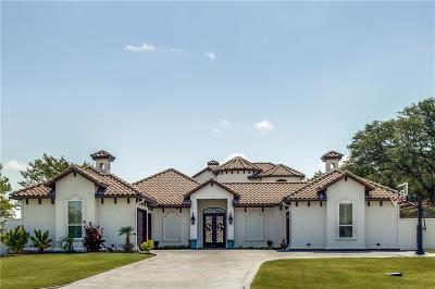 Aledo Single Family Home For Sale: 203 Links Court