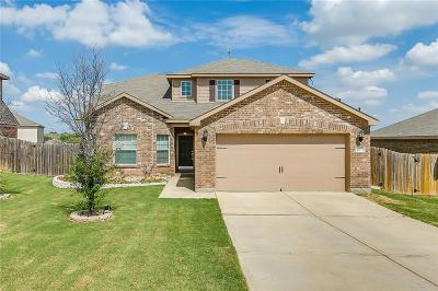 Wise County Single Family Home Active Option Contract: 113 Dodge City Court