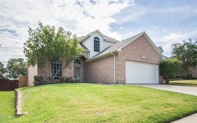Fort Worth Single Family Home For Sale: 12812 Dorset Drive