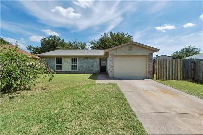 Haltom City Single Family Home For Sale: 5604 Marlene Drive
