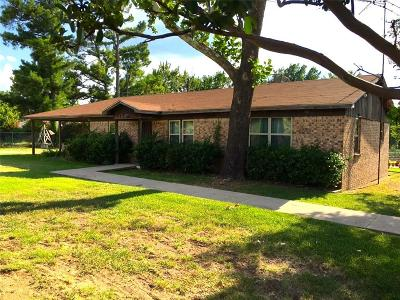 Wise County Single Family Home For Sale: 500 Cemetery Road