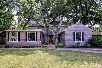 Fort Worth Single Family Home For Sale: 401 N Bailey Avenue