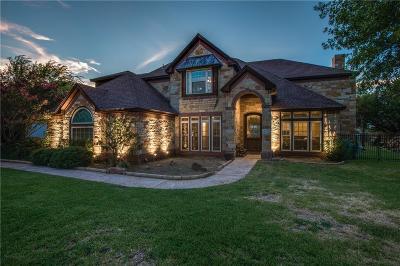 Argyle Single Family Home For Sale: 210 Canyon Oaks Drive