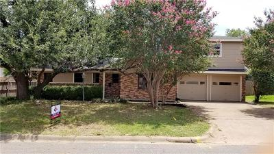North Richland Hills Single Family Home For Sale: 6728 Shauna Drive