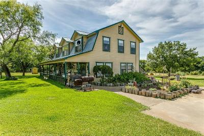 Grandview Single Family Home For Sale: 8701 County Road 305
