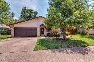 Lake Dallas Single Family Home For Sale: 5310 Duchess Court