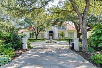 Dallas Single Family Home For Sale: 10104 Lennox Lane