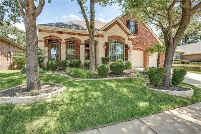 Hickory Creek Single Family Home Active Option Contract: 130 Red Bluff Drive