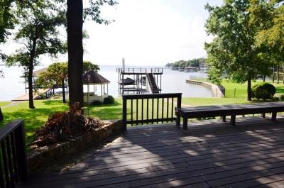 Mabank Single Family Home For Sale: 156 Deer Island