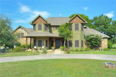 Weatherford Single Family Home For Sale: 133 Westridge Trail