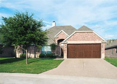 Willow Park Single Family Home Active Option Contract: 121 Prairie Dunes Drive