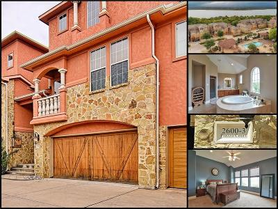 Grand Prairie Townhouse Active Option Contract: 2600 Piazza Court #3