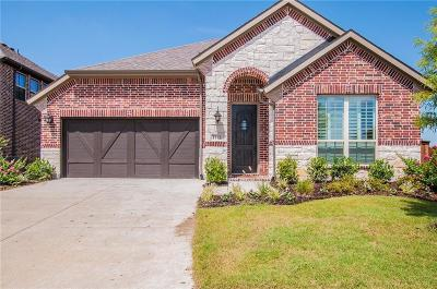 Prosper Single Family Home For Sale: 1917 Forest Park Drive