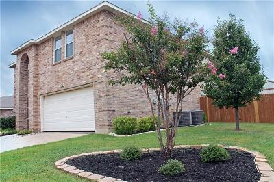 Denton Single Family Home For Sale: 3218 Andalusian Drive