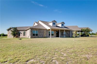 Rhome Single Family Home For Sale: 316 Goodnight Trail