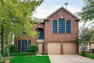 Denton Single Family Home For Sale: 6620 Hayling Way