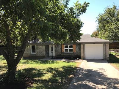 Lakeside Single Family Home Active Option Contract: 7813 Sommerville Place Road
