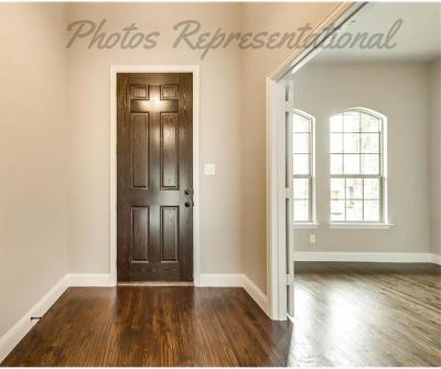 Denton Single Family Home For Sale: 9516 Meadowpark Drive