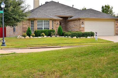 Frisco Single Family Home Active Option Contract: 15899 Bull Run Drive