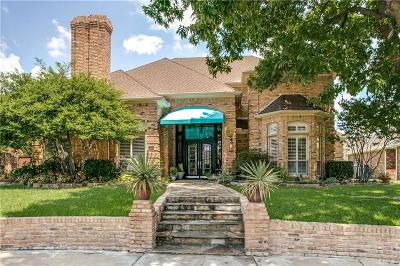 Plano Single Family Home For Sale: 3409 Wolfe Circle