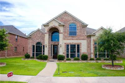 Frisco Single Family Home For Sale: 1411 Plum Valley Drive