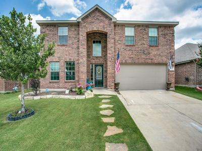 Fort Worth TX Single Family Home For Sale: $225,000