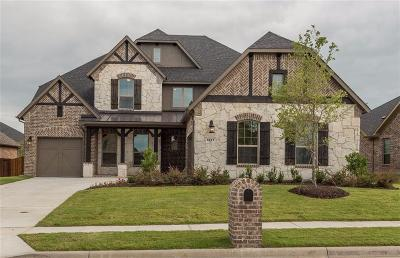 Rowlett Single Family Home For Sale: 6801 Barolo