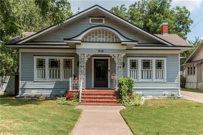 McKinney Single Family Home Active Option Contract: 512 W Hunt Street