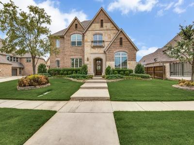 The Colony Single Family Home For Sale: 3112 Callander