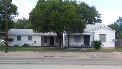 White Settlement Single Family Home For Sale: 8616 Clifford Street